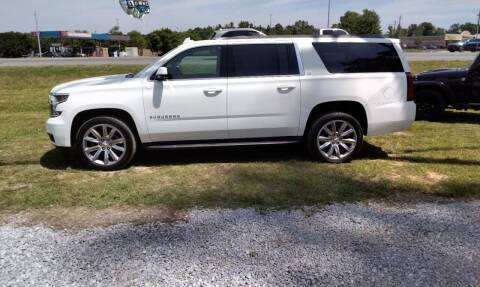 2015 Chevrolet Suburban for sale at NORTHWOOD TRUCK SALES in Northport AL