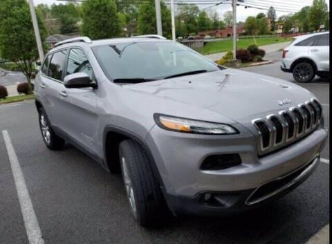 2018 Jeep Cherokee for sale at Hickory Used Car Superstore in Hickory NC