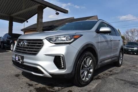 2017 Hyundai Santa Fe for sale at Atlas Auto in Grand Forks ND