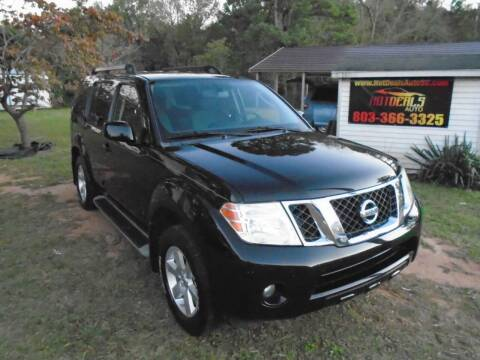 2011 Nissan Pathfinder for sale at Hot Deals Auto LLC in Rock Hill SC
