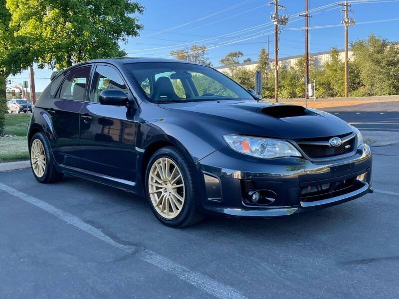 2012 Subaru Impreza for sale at COUNTY AUTO SALES in Rocklin CA