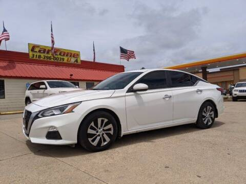 2020 Nissan Altima for sale at CarZoneUSA in West Monroe LA