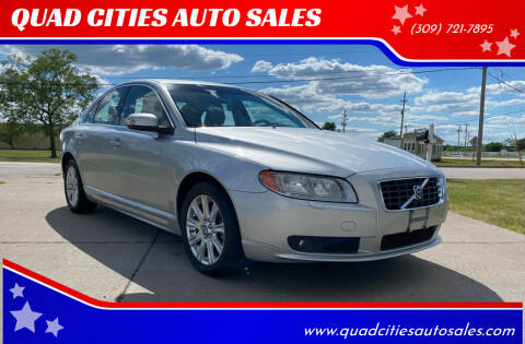 2009 Volvo S80 for sale at QUAD CITIES AUTO SALES in Milan IL