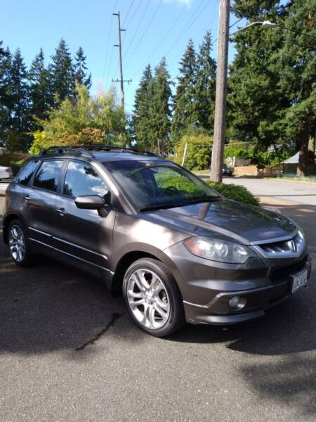 2008 Acura RDX for sale at Seattle Motorsports in Shoreline WA