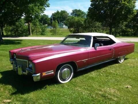1971 Cadillac Eldorado for sale at Haggle Me Classics in Hobart IN