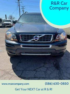 2011 Volvo XC90 for sale at R&R Car Company in Mount Clemens MI