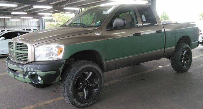 2007 Dodge Ram Pickup 1500 for sale at Precision Automotive Group in Youngstown OH