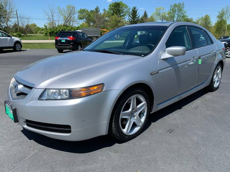 2006 Acura TL for sale at FREDDY'S BIG LOT in Delaware OH