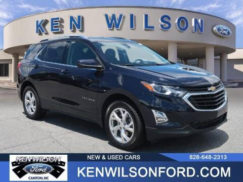 2020 Chevrolet Equinox for sale at Ken Wilson Ford in Canton NC
