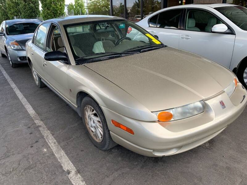 2001 Saturn S-Series for sale at Auto Bike Sales in Reno NV