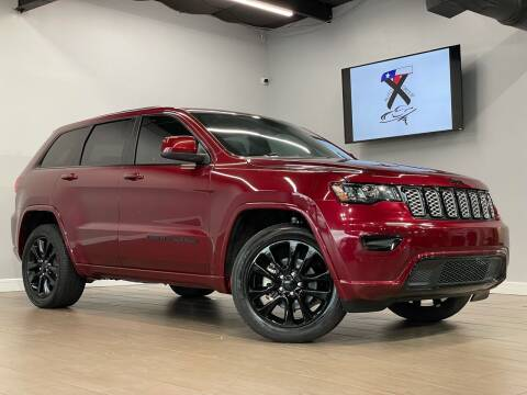 2019 Jeep Grand Cherokee for sale at TX Auto Group in Houston TX