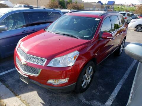 2012 Chevrolet Traverse for sale at Sarpy County Motors in Springfield NE
