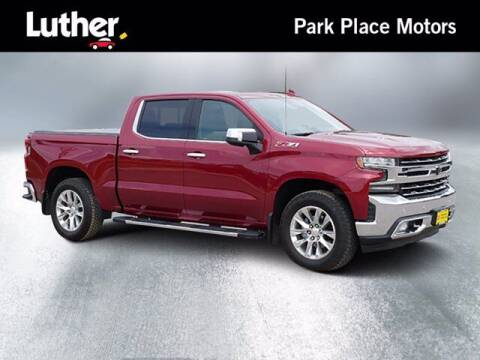 2020 Chevrolet Silverado 1500 for sale at Park Place Motor Cars in Rochester MN