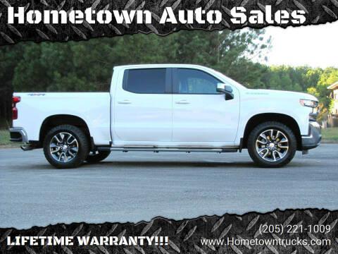 2019 Chevrolet Silverado 1500 for sale at Hometown Auto Sales - Trucks in Jasper AL