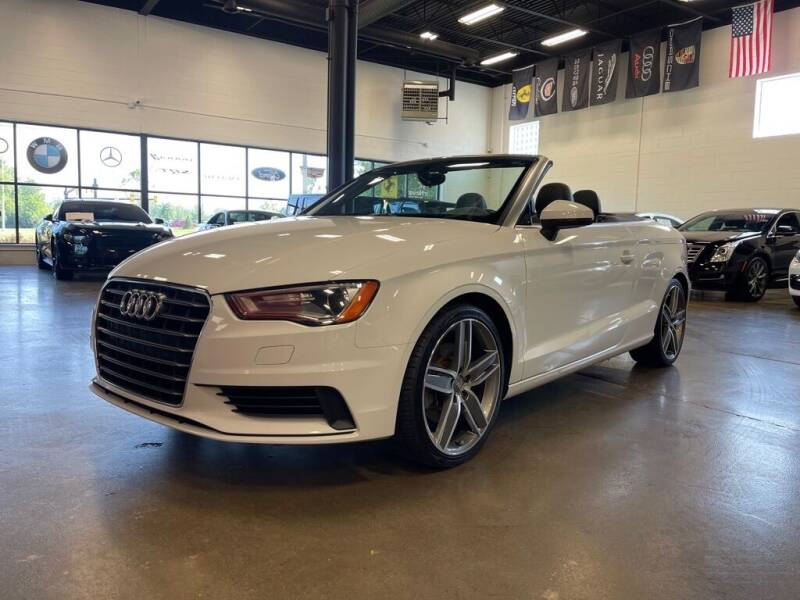 2015 Audi A3 for sale at CarNova in Sterling Heights MI