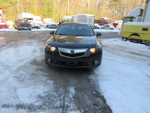 2011 Acura TSX for sale at Heritage Truck and Auto Inc. in Londonderry NH