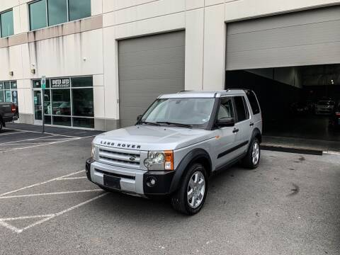 2005 Land Rover LR3 for sale at Super Bee Auto in Chantilly VA