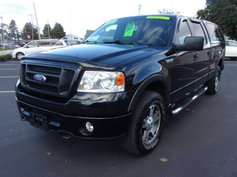 2008 Ford F-150 for sale at Ideal Auto Sales, Inc. in Waukesha WI