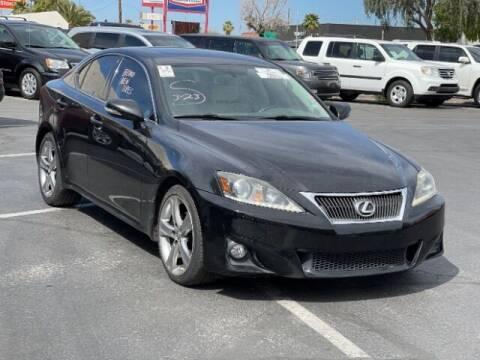 2011 Lexus IS 250 for sale at Brown & Brown Wholesale in Mesa AZ