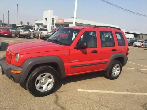 2004 Jeep Liberty for sale at Safi Auto in Sacramento CA
