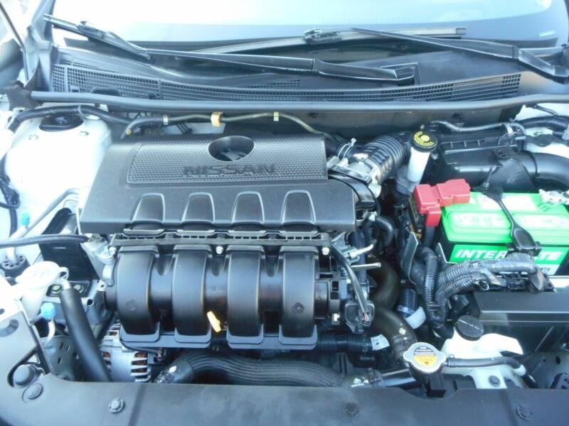 2017 Nissan Sentra SV 4dr Sedan - Roseville CA