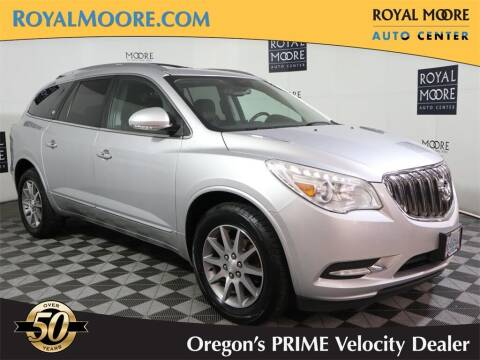 2013 Buick Enclave for sale at Royal Moore Custom Finance in Hillsboro OR