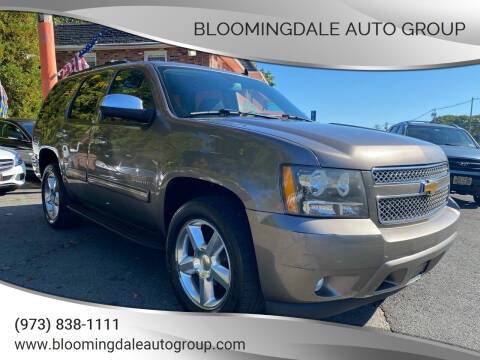 2011 Chevrolet Tahoe for sale at Bloomingdale Auto Group - The Car House in Butler NJ