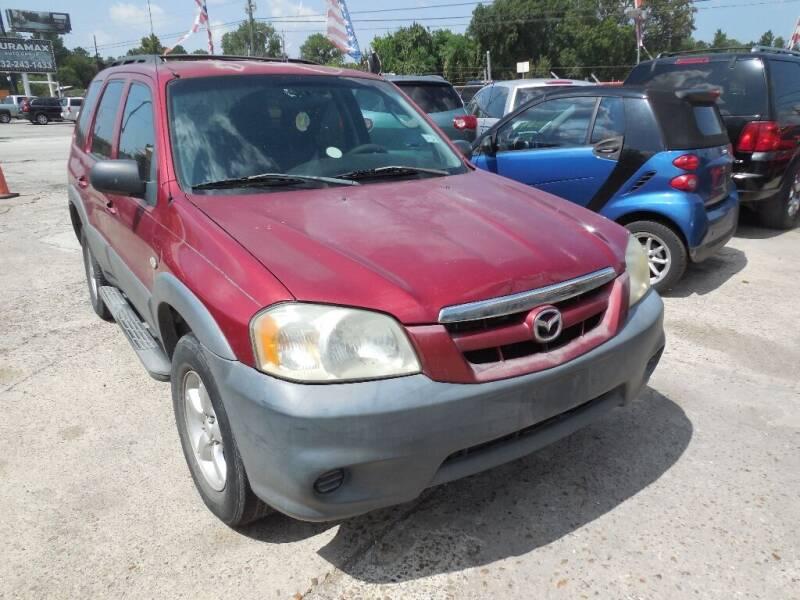 2006 Mazda Tribute for sale at SCOTT HARRISON MOTOR CO in Houston TX