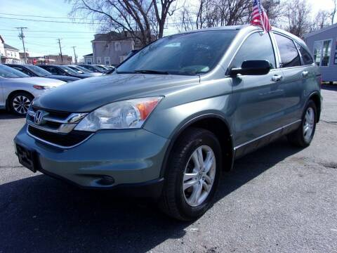2011 Honda CR-V for sale at Top Line Import in Haverhill MA