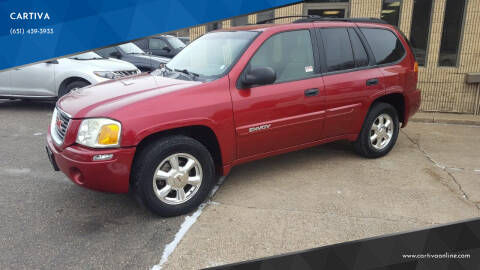 2004 GMC Envoy for sale at CARTIVA in Stillwater MN