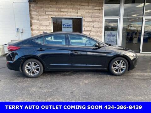 2018 Hyundai Elantra for sale at Terry Auto Outlet in Lynchburg VA