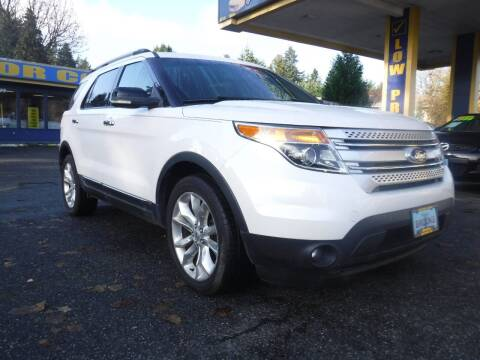 2011 Ford Explorer for sale at Brooks Motor Company, Inc in Milwaukie OR