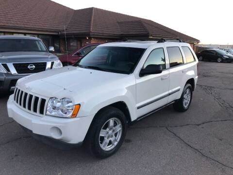 2007 Jeep Grand Cherokee for sale at STATEWIDE AUTOMOTIVE LLC in Englewood CO