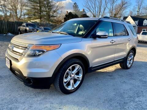 2015 Ford Explorer for sale at SETTLE'S CARS & TRUCKS in Flint Hill VA