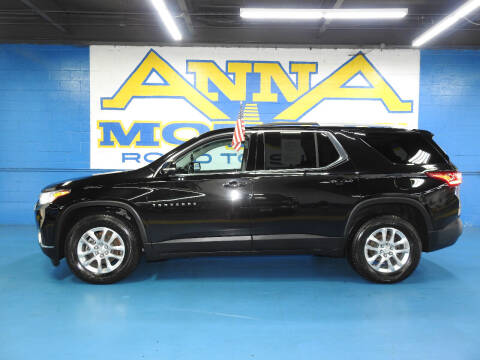 2018 Chevrolet Traverse for sale at ANNA MOTORS, INC. in Detroit MI