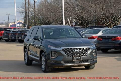 2020 Hyundai Santa Fe for sale at Silver Star Motorcars in Dallas TX