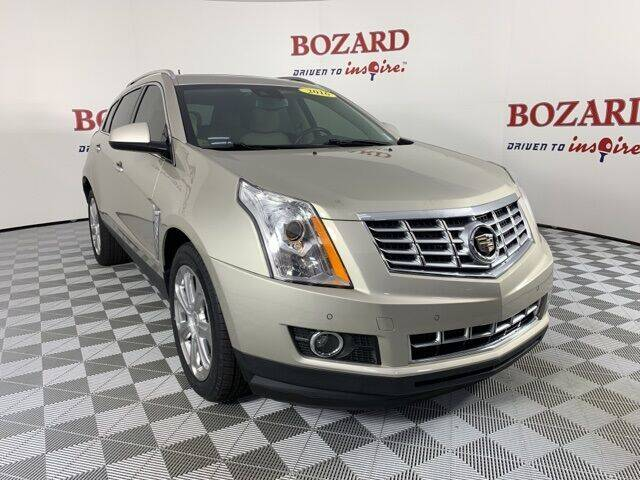 2016 Cadillac SRX for sale at BOZARD FORD in Saint Augustine FL
