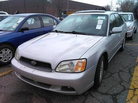 2003 Subaru Legacy for sale at DPG Enterprize in Catskill NY