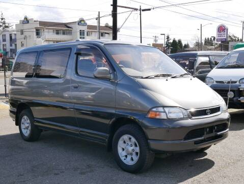 1996 Toyota Hiace /Granvia for sale at JDM Car & Motorcycle LLC in Seattle WA