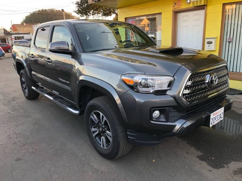 2016 Toyota Tacoma for sale at EKE Motorsports Inc. in El Cerrito CA