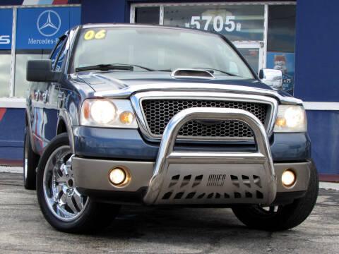 2006 Ford F-150 for sale at Orlando Auto Connect in Orlando FL