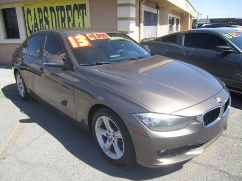2013 BMW 3 Series for sale at Cars Direct USA in Las Vegas NV