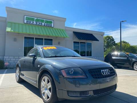 2006 Audi TT for sale at Cross Motor Group in Rock Hill SC