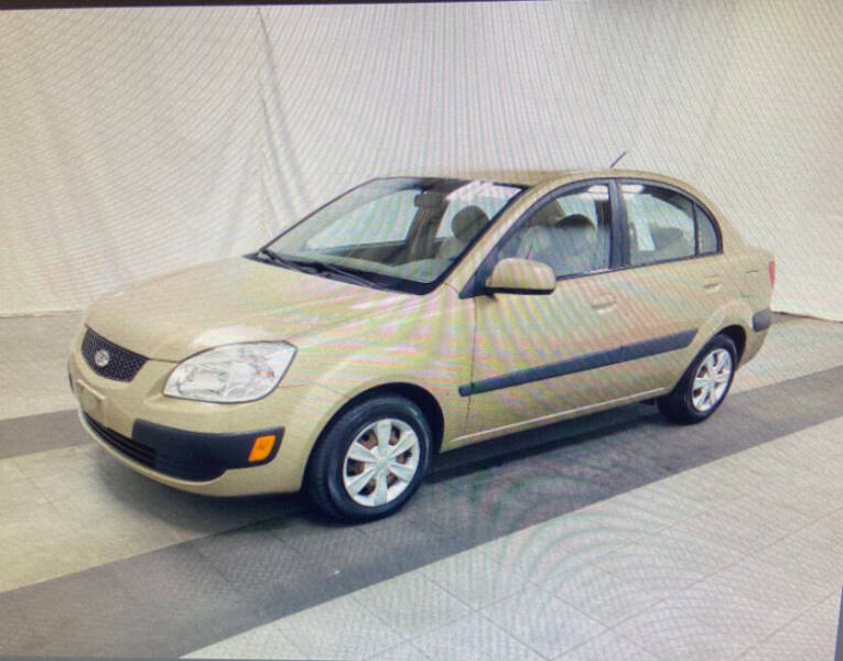 2006 Kia Rio for sale at HW Used Car Sales LTD in Chicago IL