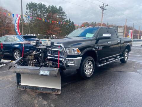 2018 RAM Ram Pickup 3500 for sale at Affordable Auto Sales in Webster WI