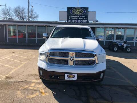 2014 RAM Ram Pickup 1500 for sale at BERG AUTO MALL & TRUCKING INC in Beresford SD