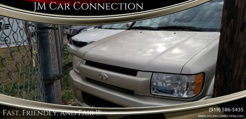 2001 Infiniti QX4 for sale at JM Car Connection in Wendell NC