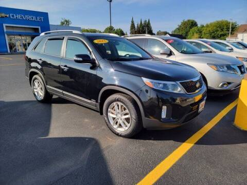 2015 Kia Sorento for sale at Frenchie's Chevrolet and Selects in Massena NY