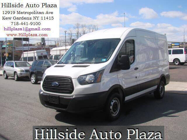 2019 Ford Transit Cargo for sale at Hillside Auto Plaza in Kew Gardens NY
