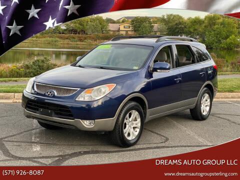 2011 Hyundai Veracruz for sale at Dreams Auto Group LLC in Sterling VA